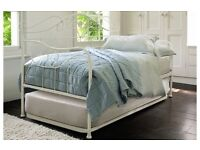 Laura Ashley 'Alice' Daybed with trundle and mattress