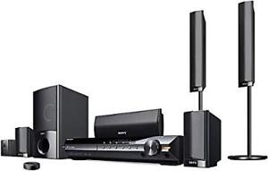 Sony Home Theatre System Sony DAV-HDX589W with remote/catalogue