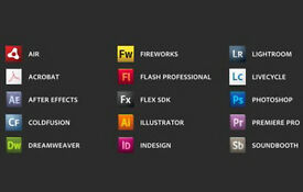 ADOBE INDESIGN, ILLUSTRATOR, PHOTOSHOP, CS6... PC or MAC
