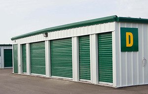 Self Storage! Climate and Non-Climate Controlled!
