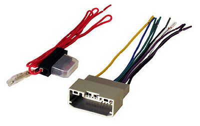 Chrysler Dodge Mitsubishi Jeep Wire Harness For After Market Radio Installation on Sale