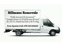 Hillman removals
