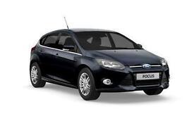 2014 Ford Focus 1.6 TDCi 115 Titanium Navigato Manual Diesel Hatchback