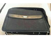 Universal black laptop bag
