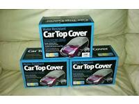 New large car top covers