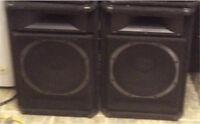 Peavey SP5 Speakers (Pair)