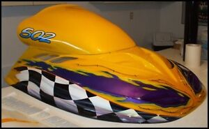 SNOWMOBILE GRAPHICS, NUMBERS, HELMETS Kawartha Lakes Peterborough Area image 4