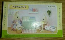 Sylvanian families washing set
