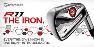 Taylor Made R11 Irons