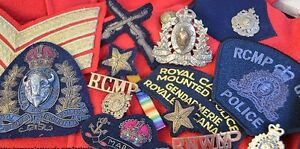 Wanted: NWMP-RCMP items