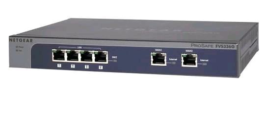 FVS336Gv2 – ProSAFE Dual WAN Gigabit Firewall with SSL & IPSec VP