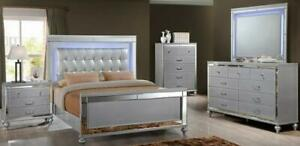 modern queen size bed (GL2505)