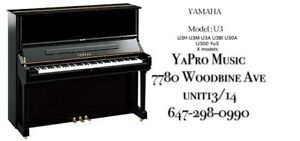 YaPro Music: Yamaha Kawai all Japan used piano models available