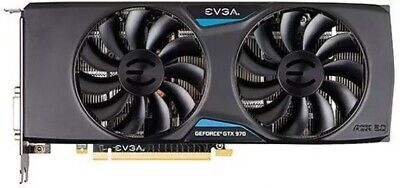 EVGA SC GeForce GTX 970 4GB RAM Gaming Graphic Card for sale  Shipping to Nigeria