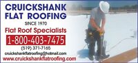 Flat Roof Specialists Since 1970