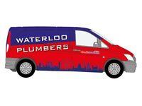 PLUMBER WATERLOO LONDON GAS SAFE Call David 07841 261 923
