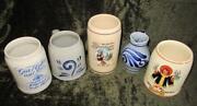 Bierkrüge Sammlung