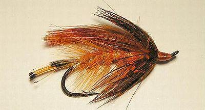#4  Salmon Steelhead Flies October Spey black