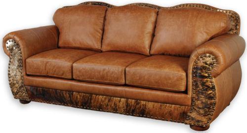 Cowhide Sofa Ebay