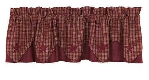 Primitive Swag Curtains Ebay