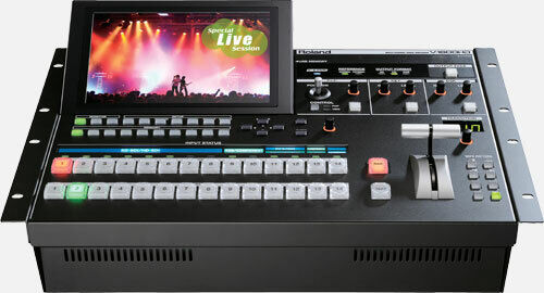 Roland V-1600HD -  Multi-Format Live Video Switcher