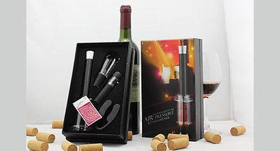Wine Opener Air Pump Set Model AUS01 wine accessories