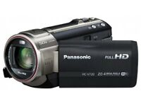Panasonic Full HD Camcorder