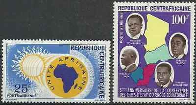 Timbres Centrafrique PA11 - PA27 * (31404) for sale  Shipping to Canada