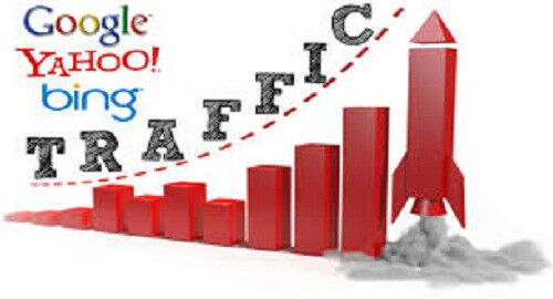 200,000 Real  Visitors Traffic and  SEO Submit  your website Web Advertising