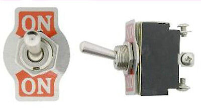 One Heavy Duty Full Sizetoggle Switch Spdt On-on Part Sw114
