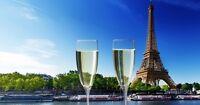 Paris and Maldives or Dubai and Maldives Romantic Getaway 2018