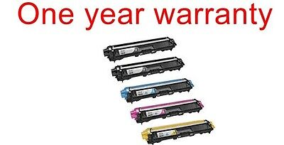 5Black&color Ink toner cartridge for Brother MFC9340cdw all-in-one laser printer (Brother Mfc 9340 Cdw Ink)