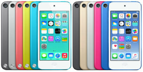 Apple iPod Touch 5th, 6th & 7th Generation 16GB, 32GB, 64GB & 128GB