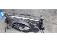 Volvo s60 d5 radiator and fan
