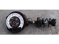 2009 HONDA CIVIC MK8 2.2 CDTi FRONT RIGHT DRIVER SIDE SUSPENSION LEG