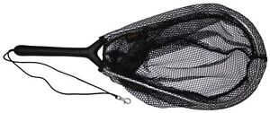 Scoop Landing Net Medium, Pan Style with retaining Cord, Wading, River, *SALE*