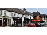 Cafe/Restaurant/Catering Business for sale in heart of busy village eat in/takeaway £40000