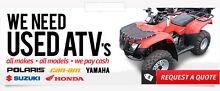 QUADS,ATV CASH PAID ANY COND 4x4 or 2x4 Perth CBD Perth City Preview