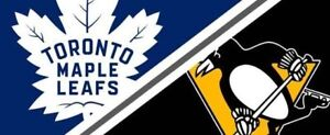 CHEAP★★Toronto Maple Leafs vs. Pitts Penguins THU Oct 18 7PM★★