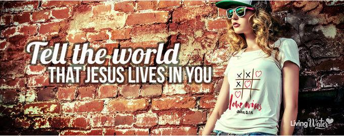 LIVING WATER - JOHN 7:38