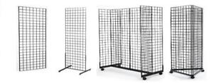 We Do Rentals : gridwall panels (Trade-shows, Expo's, Pop-ups )
