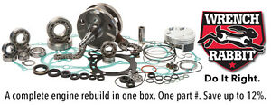 Engine Rebuild Kit for Suzuki RM85, RM125 and RM250