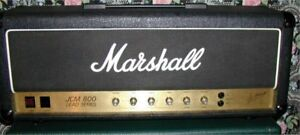Marshall JCM 800 2203 100 watts Re-issue. Etat Mint.