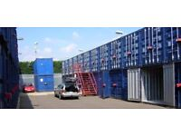 Container Self Storage Available - 10ft, 20ft, 40ft units.