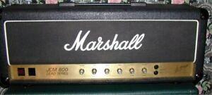 Marshall JCM 800 2203 100 watts Re-issue MINT