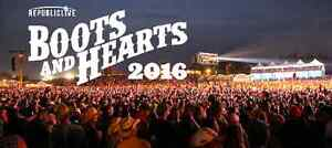 4 Day Pass to Boots & Hearts