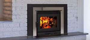 Pacific Energy Contemporary Fireplace Wood Insert