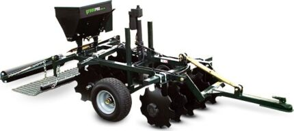 EX-DEMO GreenPro 5-in-1 Seeder & Cultivator 1000 Warana Maroochydore Area Preview
