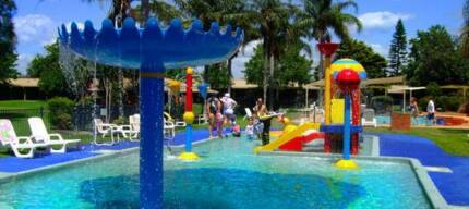 Tuncurry Lakes Resort Camping Site
