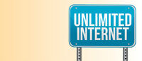 unlimited Internet and tv combo promtion